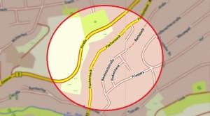 Stadtplan zoom